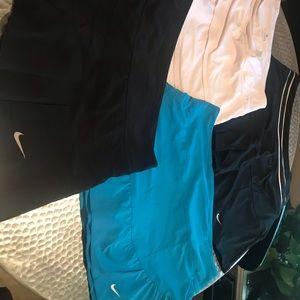 Nike Skirts - Bundle of Nike and athletica skirts
